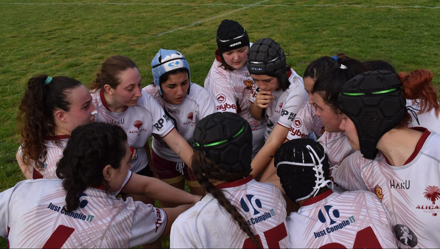 equipo senior femenino alicante 2020-2021